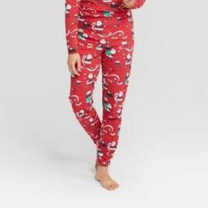 Munki Munki - Holiday Santas List Pajama Bottoms